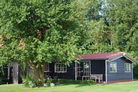 Vakantiecottage buiten Middelburg - Middelburg - Kisház