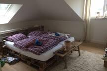 120qm Wohnung in Jugenstil-Altbau-Haus
