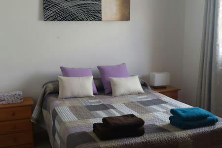 Habitacion doble Santa Eulalia Centro - Santa Eulalia  - Appartement