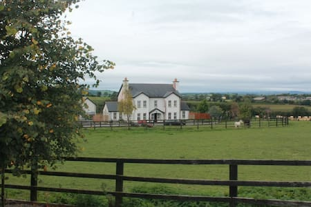 Samaya House B&B, Ardattin, Tullow, Co. Carlow. - Bed & Breakfast