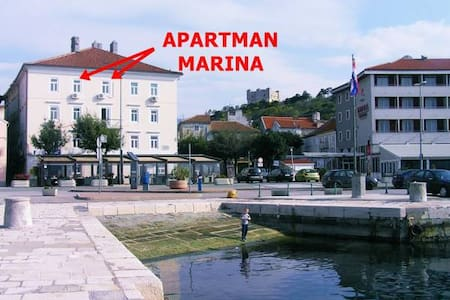 Apartman Marina Senj - Appartamento