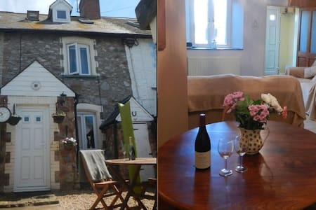 3 Bed Cottage in Sea Side Town Watchet near Exmoor - Watchet - Hus