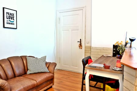 Lovely 60qm Flat perfectly located - Berlin - Apartment