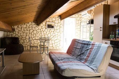 STUDIO LA PALME PROCHE MER ESPAGNE ET MONTAGNE - Apartment