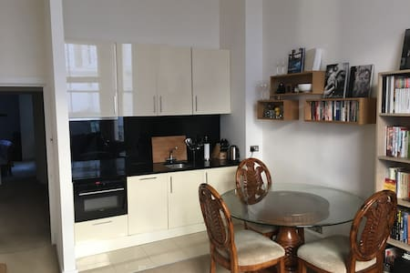 Great Double Room in West Kensington - London - Apartment