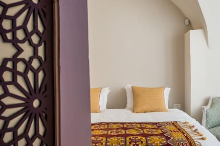 The Way Inn's Suite 'Yesod' (6) - Safed - Bed & Breakfast