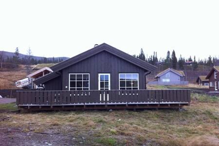 Solsiden familievennlig ski inn/ut - Trysil - Cottage