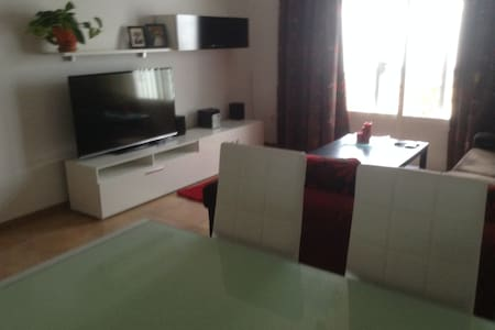 Two double rooms priced individually, Mollina - House