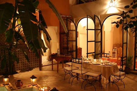 "Riad Ineslisa 3 :  ""Welcome at home"" - Marrakech - Bed & Breakfast"