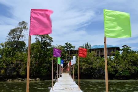 Enchanted River Rock Island Resort - Apartamento