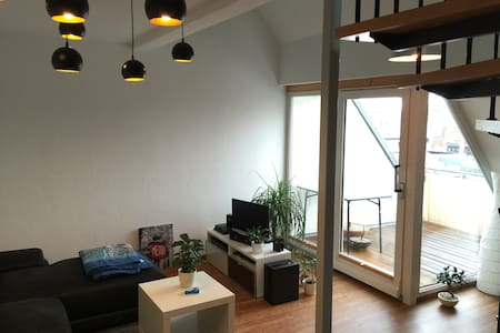 nice and sunny maisonette flat - Apartament