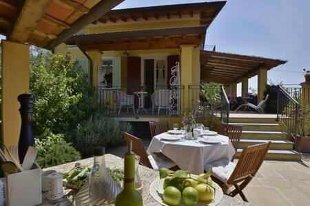 Villa al Campisano - Corsanico - Villa