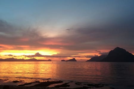 Big House, Ideal Family/Friends. 20meters to beach - El Nido