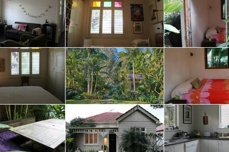 Spacious garden haven to suit big family group - Haberfield - Haus