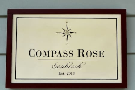 Compass Rose - House