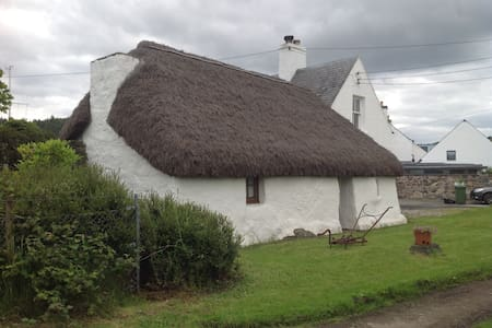 Unique Thatched Cottage in Plockton - Plockton