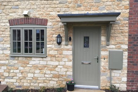 Cosy Cotswold Townhouse - Shipston-on-Stour - Rumah bandar