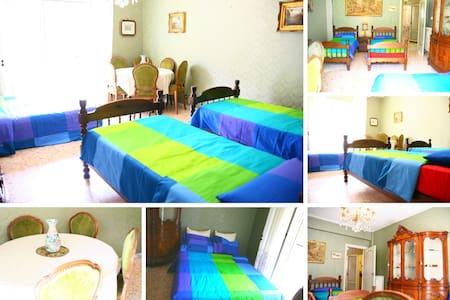 """""""SPARTACUS ROMA"""" Apartment 1-7pax"""