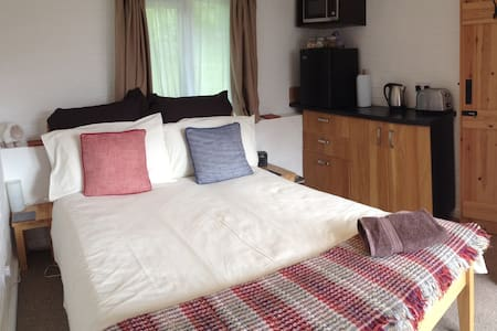 Double en-suite in lovely Georgeham - Georgeham - Bed & Breakfast