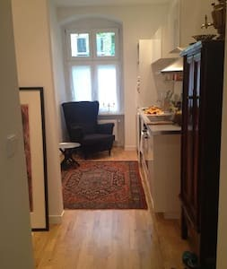 Charming Artist Studio with Garden - Berlin - Apartment