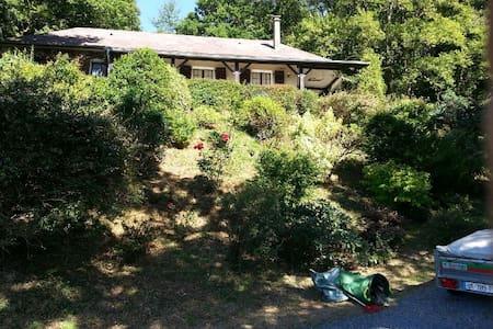 Calme surplomb d'un lac Pau Lourdes - House