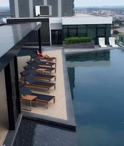 The base seaview on floor 15th - Muang Pattaya