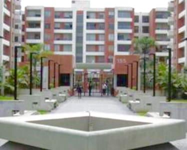 Hab. con baño independiente, Surco - Apartment