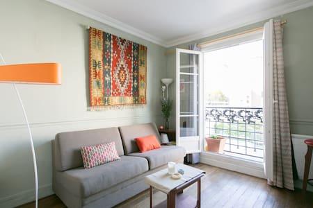 Confortable room in Quartier Latin