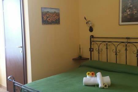 Camera con bagno privato, Al casale La gerla - Bed & Breakfast
