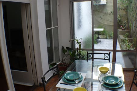 Tu hogar en Palermo Soho , cómodo y alegre - Buenos Aires - Wohnung