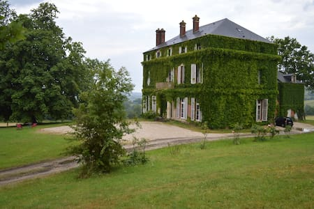 Castle in the heart of Normandy - Schloss