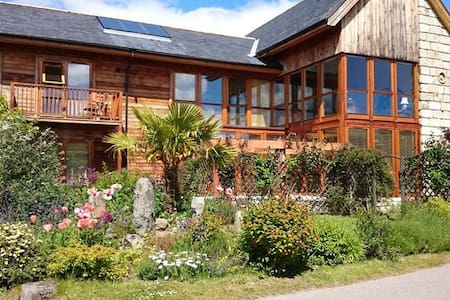 Single bed in Findhorn eco house - Findhorn