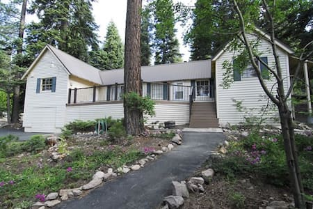 This 4 bedroom, 3 bath sunny lakefront home has lake views from almost every room in the house. The home is within 50 yards of Lake Tahoe with property on both sides of North Lake Blvd!