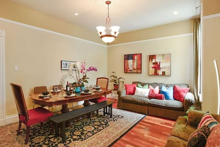 Room type: Entire home/apt Property type: Apartment Accommodates: 16+ Bedrooms: 6 Bathrooms: 2.5