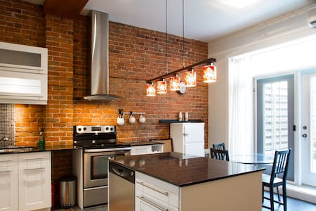 Spacious & Quiet with Montreal at your Doorstep! - Montreal - Apartment