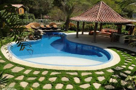 Vacation house near Playa Parguito