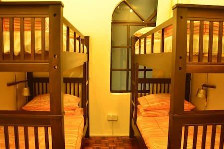 Akar Lima Kulim - 4 Person Room (2) - Kulim
