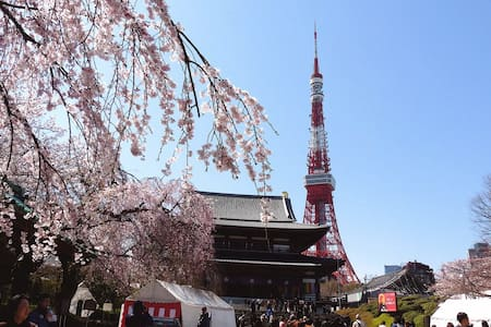 伝統日本家屋都内には珍しい东京日本Free Wifi - Nerima-ku
