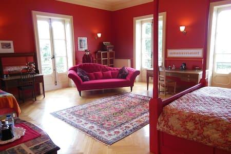 La Suite au château de Bézyl - Sixt-sur-Aff