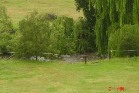 BEGA VALLEY - GAIA, up a country rd - Haus