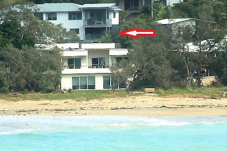 Korora Sea View Apartment Coffs Hbr - Korora - Daire