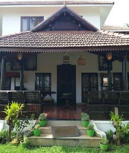 Traditional Kerala Bungalow - Thiruvananthapuram