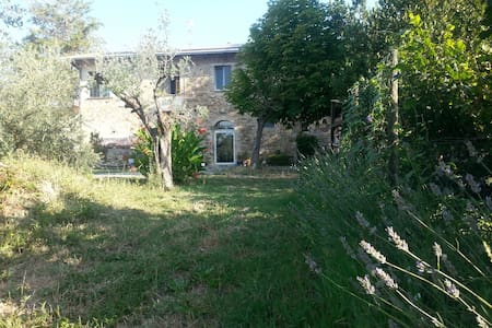 Flat on a country house not far from Assisi - Cannara