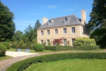 Gentilhommière XVIIIème - Villers-Bocage - Haus
