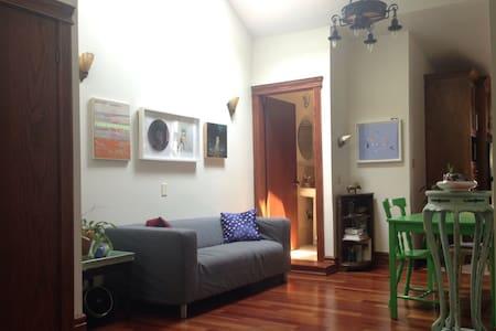 Cozy and bright studio-apt