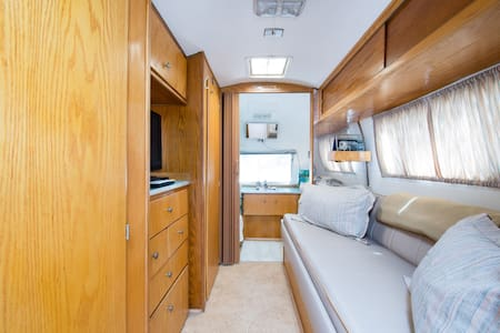 Airstream! Casa de los Desperados - Whitewater - Camper/RV