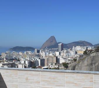 1 Bedroom, Balcony,  Sugarloaf View - Rio de Janeiro - Apartment