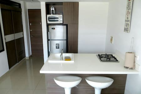 Nice and cozy studio-apartment - Medellín - Appartamento
