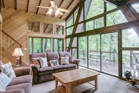 Lakeside Getaway With Firepit! - Innsbrook - House