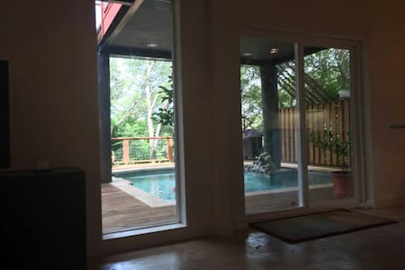2 bedrm Private Pool on Lake Travis - Apartamento